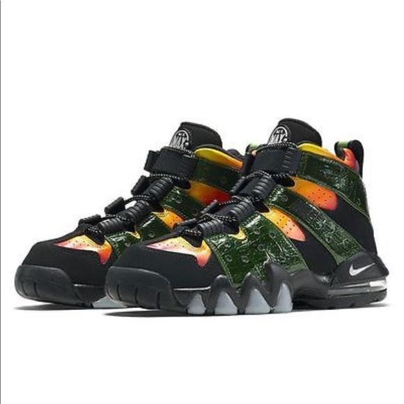 magasin d'usine 2f596 88d74 RARE Nike Air Max CB 94 QS GS Godzilla Barkley